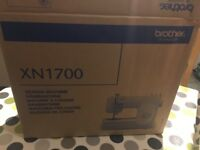 SOLD - Brand new Brother sewing machine from John Lewis - still in box