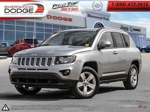 2015 Jeep Compass Sport/North  KEYLESS ENTRY  CD PLAYER