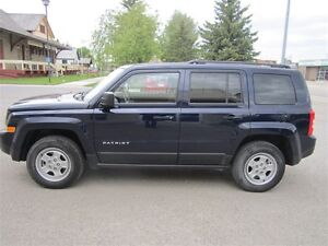 2015 Jeep Patriot Sport/North - LOW KM good value