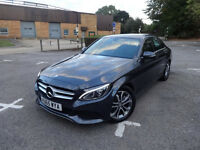 Mercedes-Benz C Class C220 D Sport Saloon Auto Diesel 0% FINANCE AVAILABLE