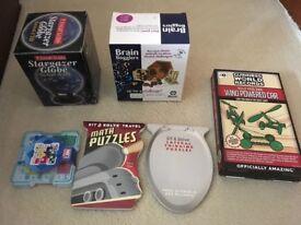 Bundle of games etc
