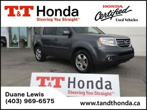 2013 Honda Pilot EX-L* Rear Camera, Heated Seats, Sunroof *