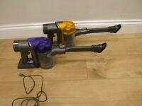 X2 Dyson DC34 Handheld vacuum cleaner