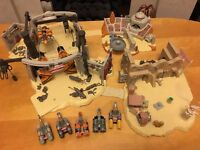 STAR WARS - Micro Machines - Episode 1 Figures and Playsets Tatooine