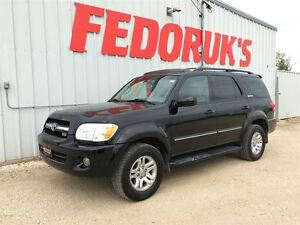 2006 Toyota Sequoia Limited**97% Customer Referral Rate**