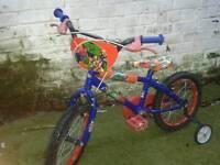 Marvel Avengers childs bike