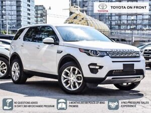 2016 Land Rover Discovery Sport HSE Si4 Navigation Panoramic