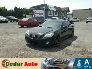 2010 Hyundai Genesis Coupe Leather - Loaded