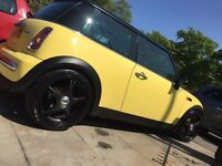 BMW MINI COOPER 2003 FOR SALE OR SWAP!