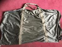 Carp fishing weigh sling or carp sack