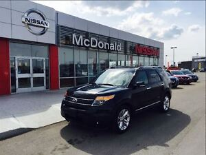 2014 Ford Explorer Limited with Leather Dual Dvd..LOADED!
