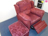 ELECTRIC RECLINER CHAIR at Haven Trust's charity shop at 247 Radford Road, NG7 5GU