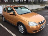 2004 VAUXHALL CORSA 1.2 ONLY 65,000, MOT 27TH JUNE 2018, GREAT CONDITION