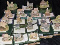 20 x Boxed Lilliput lane Houses/Cottages - WHOLE COLLECTION FOR SALE - JOBLOT - BARGAIN