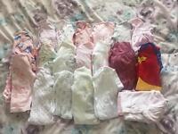Baby grow bundle