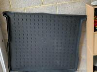 Mercedes ML rubber boot liner