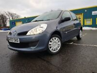 RENAULT CLIO 1.2 EXPRESSION ONLY 43K MILES