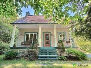 309 900$ - Maison 3 étages à vendre à Prévost