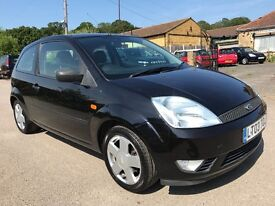 *WITH 3 MONTH WARRANTY** 2003 03 reg Ford Fiesta 1.4 ZETEC With only 76k miles.