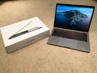 Apple MacBook Pro **2017** 13 inch RETINA Core i7 2.5 Ghz 16gb Ram 500GB SSD Logic ProX Final Cut