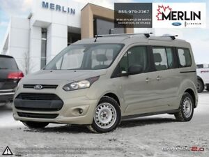 2014 Ford Transit Connect XLT w/Rear Liftgate PST PAID
