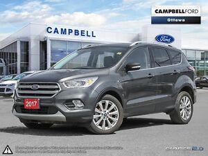 2017 Ford Escape Titanium AWD-LOADED-NEW PRICE