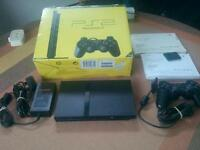 SONY PLAYSTATION 2 ****SLIMELINE*** COMPLETE ,BOXED.