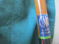Salmon Rod by King Elgin.