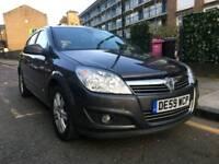 2009 Vauxhall Astra 1.6 Manual Petrol Mileage 90000