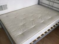 Double mattress, 1 year old, excellent condition