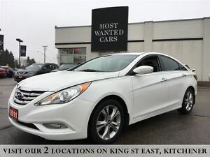 2011 Hyundai Sonata Limited | LEATHER | REAR HEATED SEATS