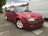 Citroen Saxo Vtr Show Cage Lowered Roling road money spent track car future classic