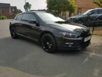Vw scirocco bluemotion tech tdi DSG