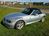 BMW Z3 CONVERTIBLE + PRIVATE PLATE INCLUDED