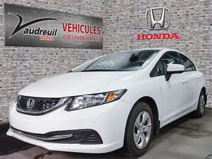 2015 Honda Civic LX CVT