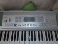 Used Casio CTK 810 keyboard. Requires power supply working fine on battery power.