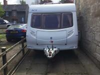 Ace Dawnstar Caravan 2 berth 2004 edition