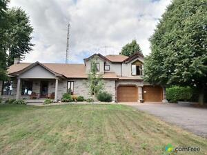 $495,000 - Price Taxes Not Included - 1 1/2 Storey in Casselman