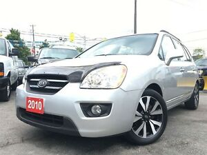 2010 Kia Rondo EX-Premium 7-Seater/ 116546 kms !!! / loaded /LEA