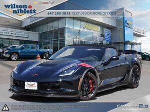 2017 Chevrolet Corvette Grand Sport 1 OWNER, ACCIDENT FREE, V...