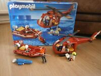 Playmobil Set Boxed Figues and Accessories