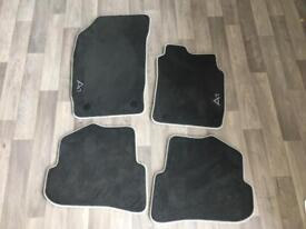 Audi A1 car mats only used a few weeks