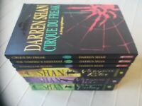The Saga of Darren Shan complete set