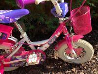 Raleigh Molly Children's Bike - first bike