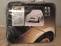 Car cover for small car - Halfords Advanced all season