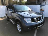 Nissan Pathfinder Sport 2.5 Dci *7 Seats* *Bluetooth* Air Conditioning, New Mot, 3 Month Warranty