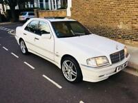MERCEDES BENZ C200 HPI CLEAR 1 YEAR MOT FULL SERVICE HISTORY GREAT CONDITION BARGAIN