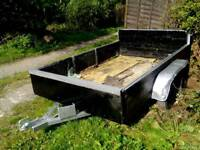 Trailer four wheels for sale