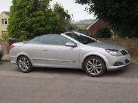 ASTRA CONVERTIBLE TWIN TOP