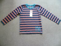 Boys (NAME IT) Brand Aged 5-6 Years Long Sleeved Top Brand New Wth Tags Attached